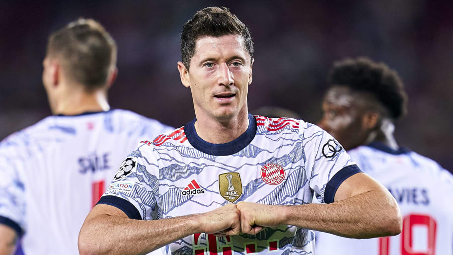 Robert Lewandowski pours cold water on potential move away from Bayern Munich
