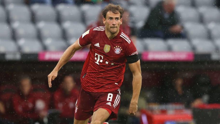 Leon Goretzka agrees new long-term contract with Bayern Munich