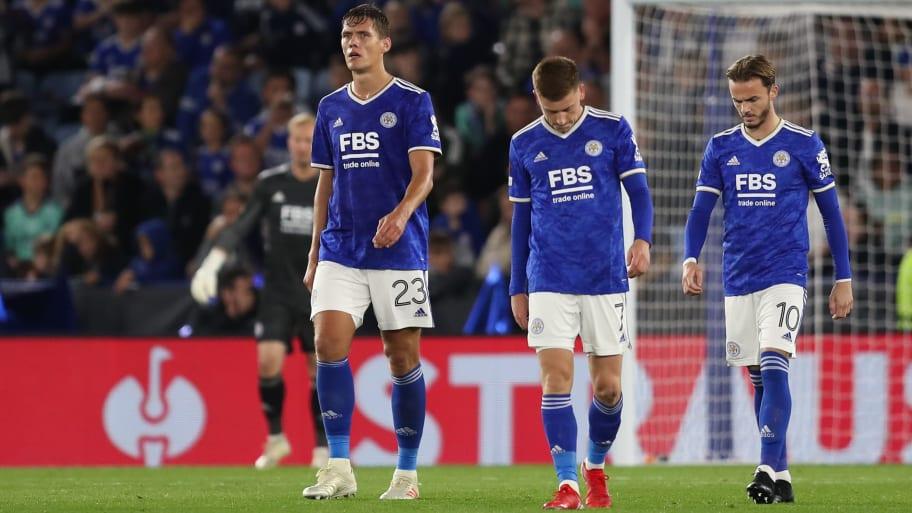 Leicester predicted lineup vs Brighton - Premier League