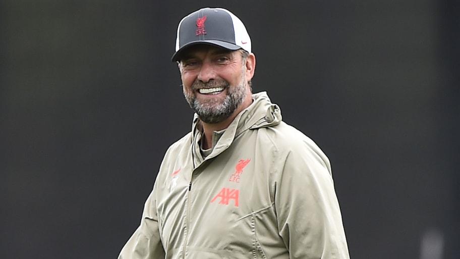 Jurgen Klopp provides injury update on Roberto Firmino