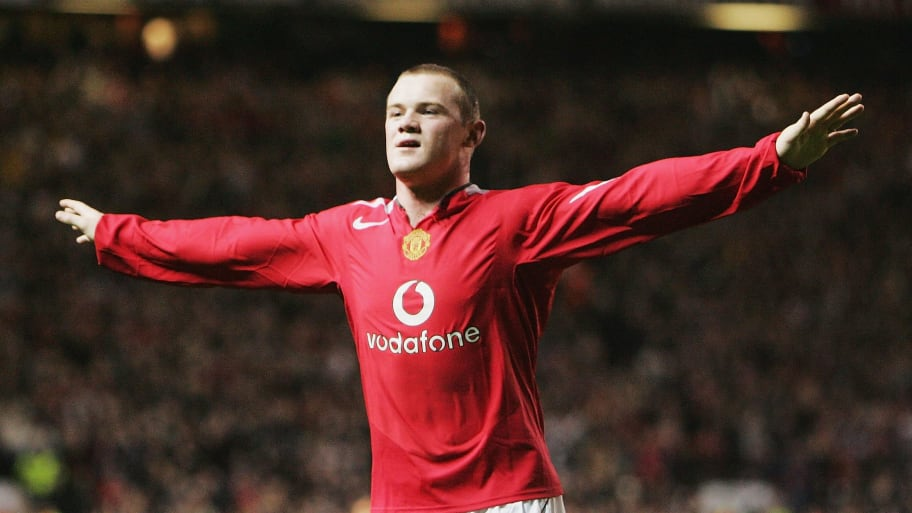 Wayne Rooney rejected Chelsea in 2004 & issued Man Utd transfer request on a napkin