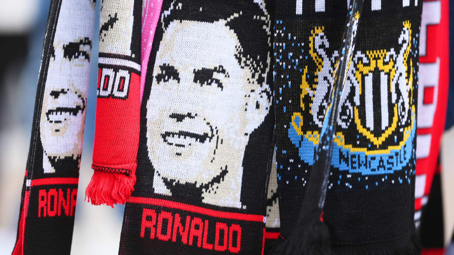 Cristiano Ronaldo starts for Manchester United against ...