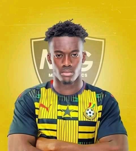 Hudson-Odoi would look really nice in a Ghana jersey