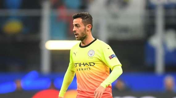 PREMIER - Bernardo Silva wants a move back to mainland Europe