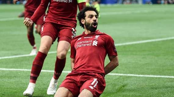 PREMIER - Klopp praises sensational Liverpool star, Salah