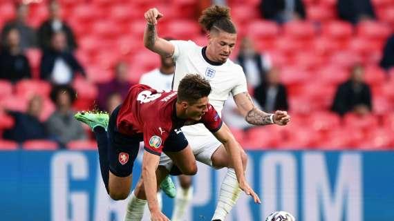 TRANSFERS - Manchester City eyes England midfielder Kalvin Phillips