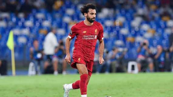PREMIER - Klopp on Salah's contract talk: I am not involved