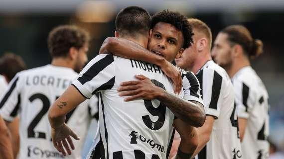 SERIE A - First win for Juventus since Ronaldo's exit