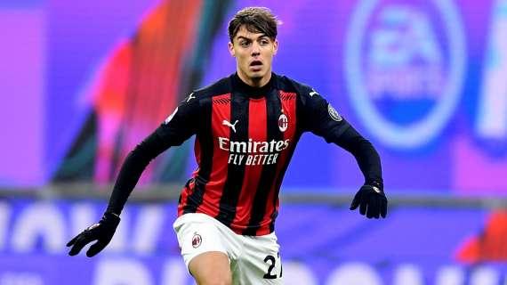SERIE A - Maldini family record: Daniel Maldini goal makes Milan history