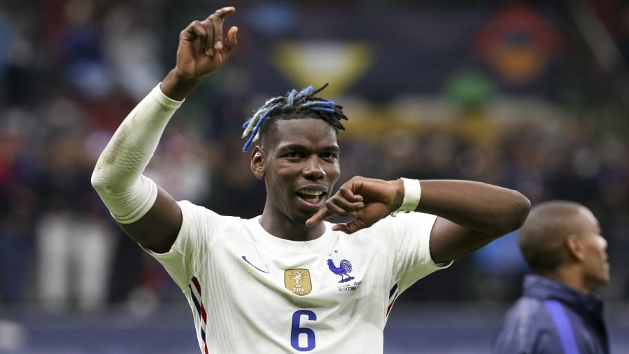 Real Madrid 'reactivate' interest in Paul Pogba