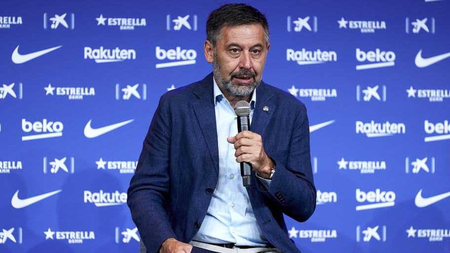 Josep Maria Bartomeu claims Barcelona are exaggerating debt problems