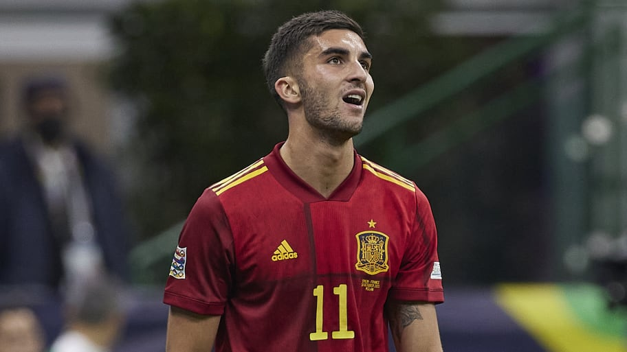 Ferran Torres facing 6 weeks out with foot injury