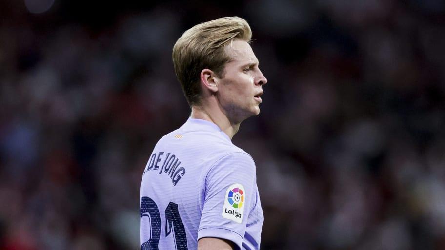 Frenkie de Jong insists Barcelona crisis is 'exaggerated'