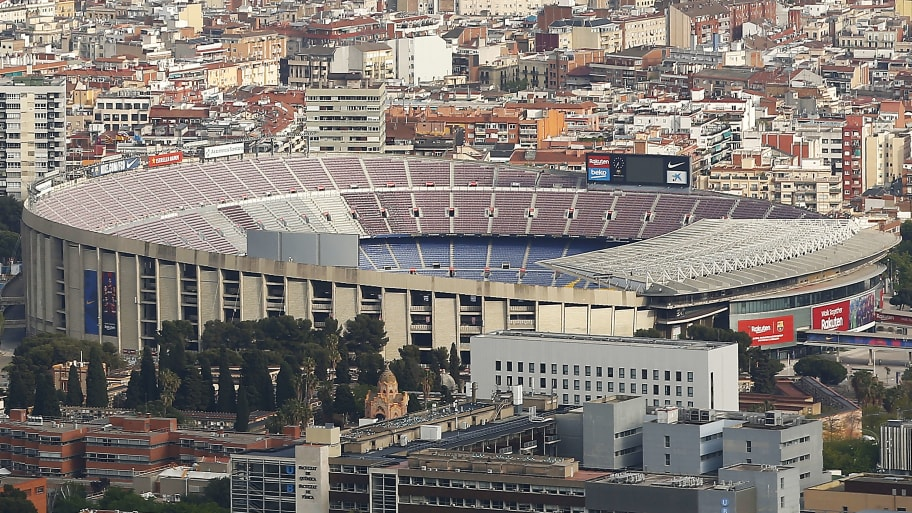 Barcelona confirm staggering €481m loss in 2020/21 financial records