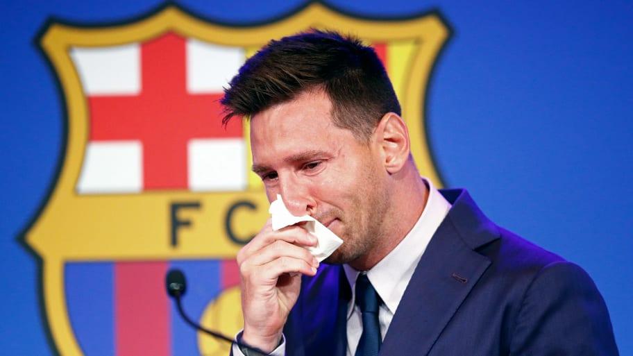 Javier Tebas reveals Barcelona could have kept Lionel Messi