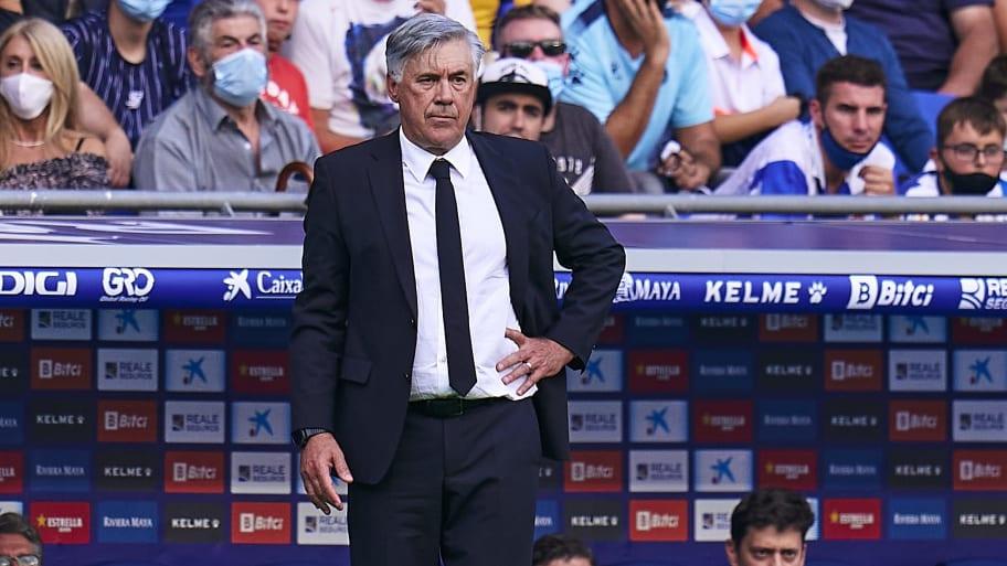 Carlo Ancelotti admits Espanyol defeat is 'worst' performance of the season